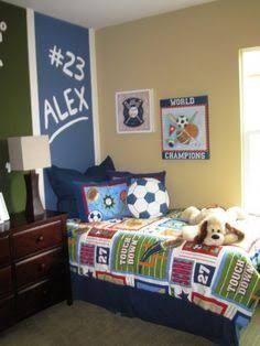 Image Result For Soccer Theme Bedroom For Boys