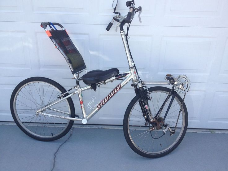Interesting homemade recumbent!