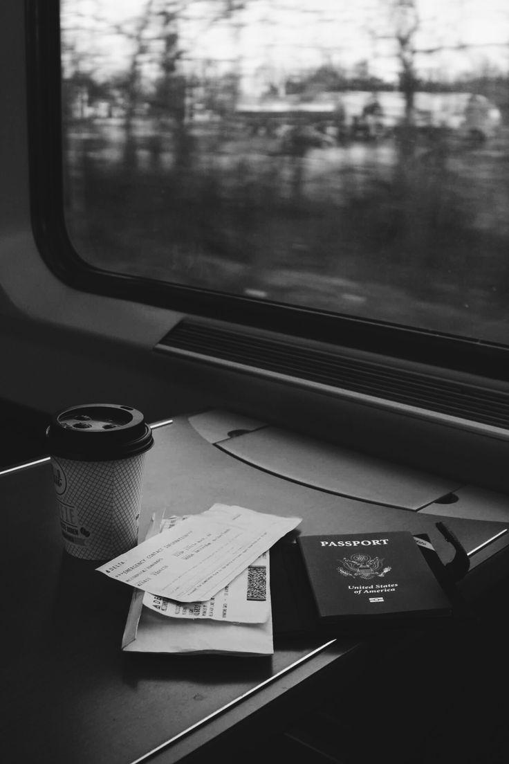 Картинки поездки в поезде