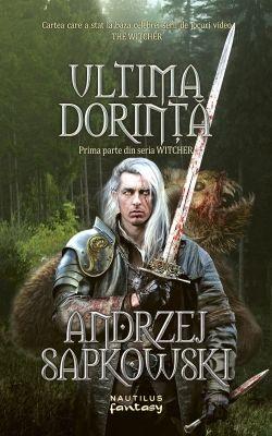 Geralt, vânătorul cu păr alb şi ochi pătrunzători, are puteri magice, elixire fermecate şi gânduri necurate. Vănătorul este… un luptător periculos şi un asasin fără milă. Iar victimele sunt alese pe sprânceană… (August 2015)