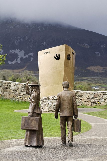 Titanic Memorial in Co Cork, Co Cork
