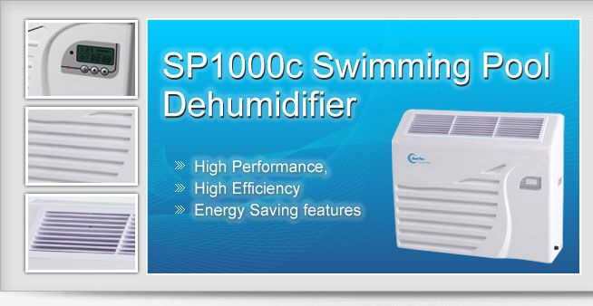 Easy touch pad control is the latest feature in our swimming pool dehumidifiers. Visit our website to get information about dehumidifiers. They are highly efficient and energy saving products.