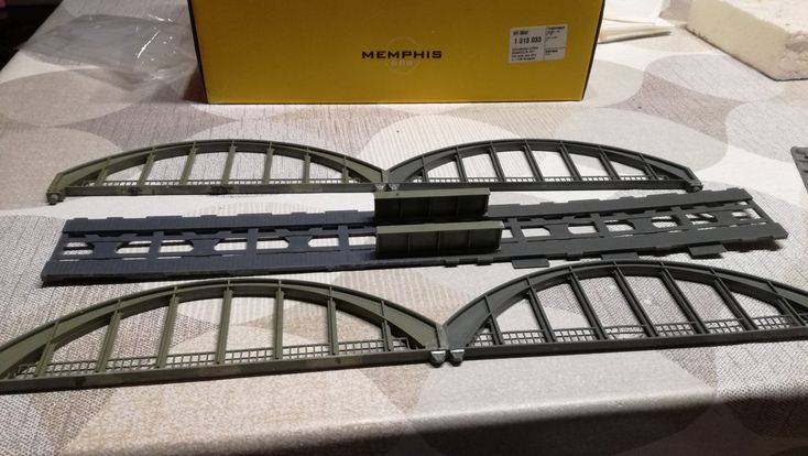 Double size bridge TT