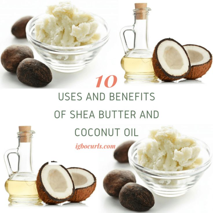 how to make shea butter oil