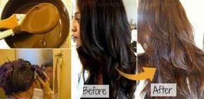 Les 4 Méthodes Naturelles Pour Colorer vos cheveux Naturellement