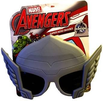 Avengers Thor Super Hero Shades - Costume Mask from Stop On Buy @ niftywarehouse.com