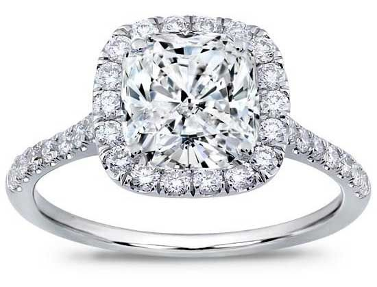 93 best images about Halo Engagement Rings on Pinterest