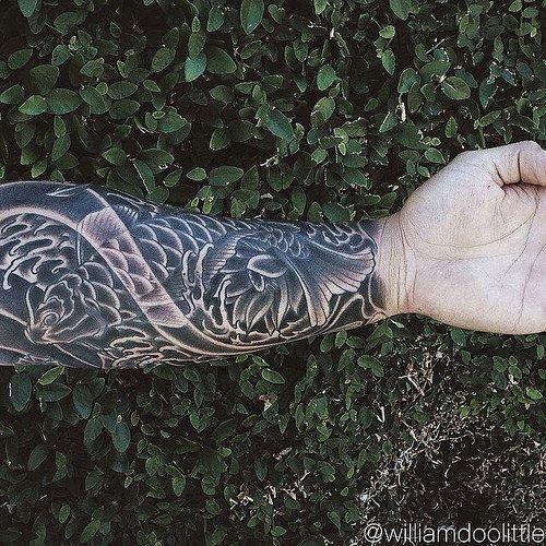 https://flic.kr/p/C27YXn | Japanese Tattoo | japanese tattoo, japanse tattoo, oude japanse tatoeages | www.popo-shoes.nl