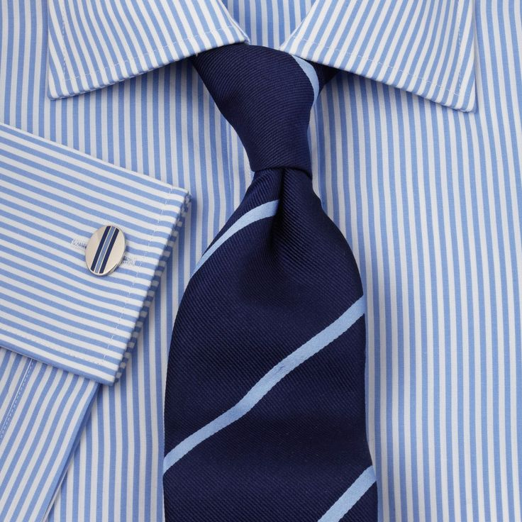 Best 25 shirt and tie combinations ideas on pinterest for Striped shirt with tie