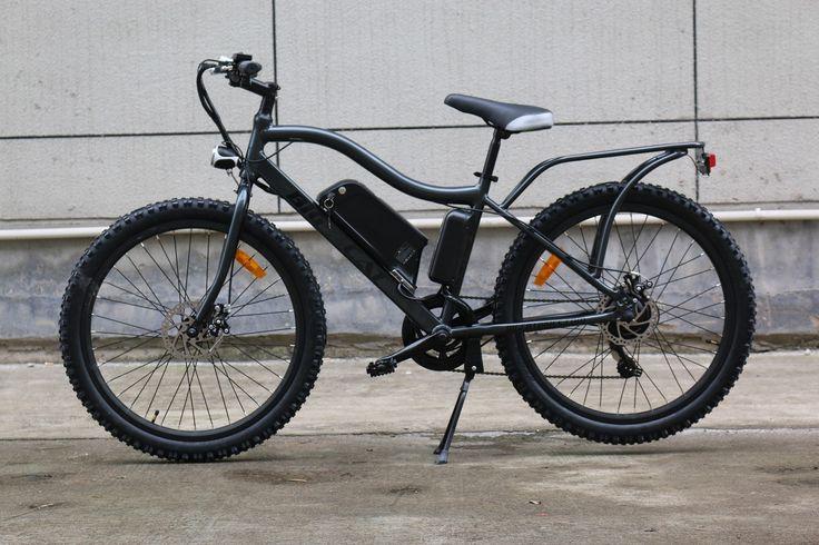 Ghost Rider Electric Mountain Bike