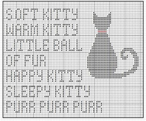 Free; soft kitty pattern. Big Bang Theory: