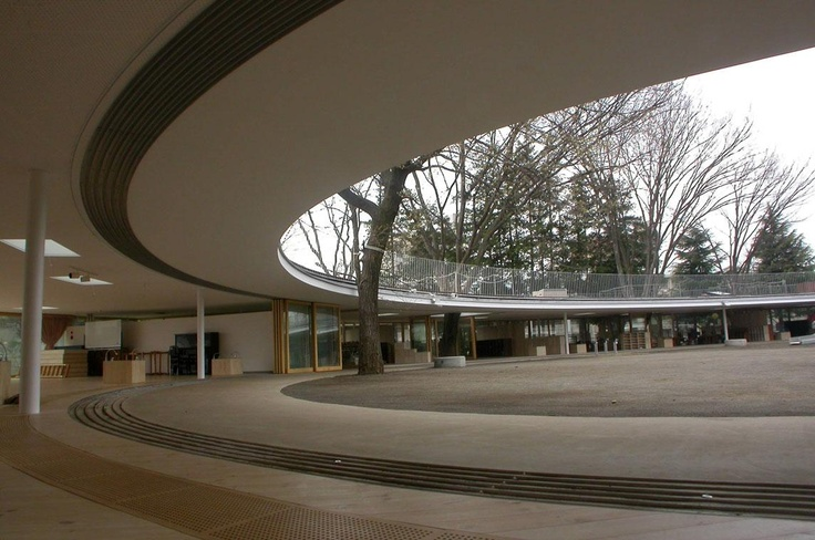 Fuji Kindergarten by Tezuka Architects: Image 2