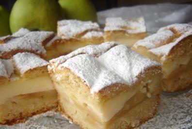 Chutný  koláčik  keď  neviete  čo  s  jablkami.))