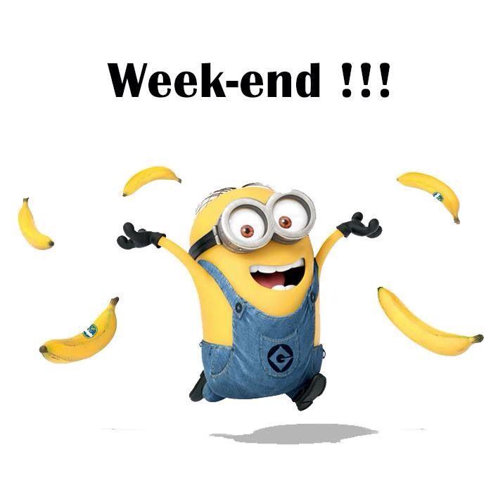 Week end!