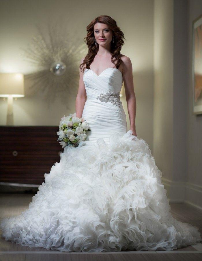 271 best Wedding images on Pinterest | Bridal dresses, Wedding ...