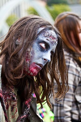 Nathan Philips Square zombie