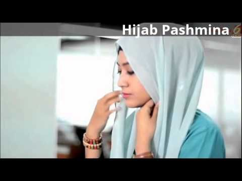 Tutorial Hijab Pasmina  Hijab pashima sendiri merupakan helaian kain panjang yang memiliki motif-motif tertentu yang menarik dan beraneka ra...