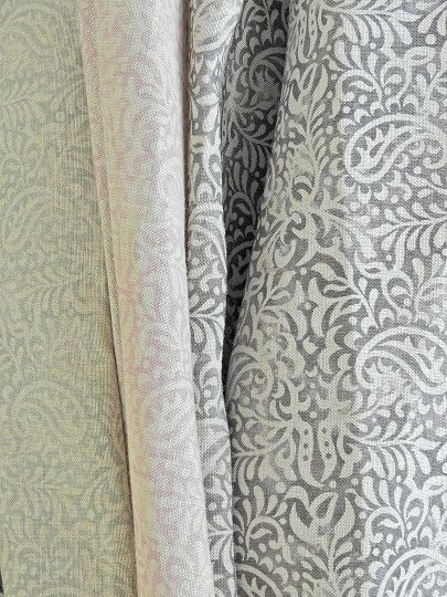 BEAUTIFUL INDIA BY PEONY & SAGE #LINEN LOVE