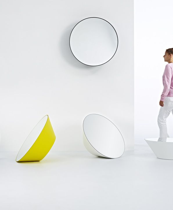 Reflect+ 'Edvard' by Jean-François D'OR: shriekish (yet versatile and gorgeous) mirror !