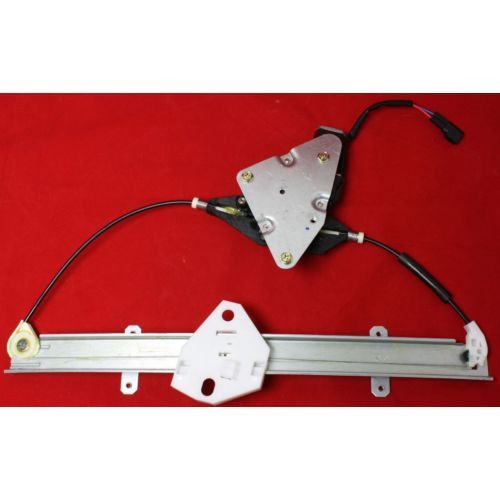 1995-2000 Ford Contour Front Window Regulator RH, Power, With Motor