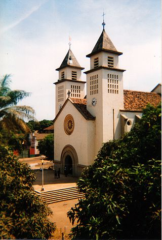 Cathedral of Bissau, Guinea-Bissau