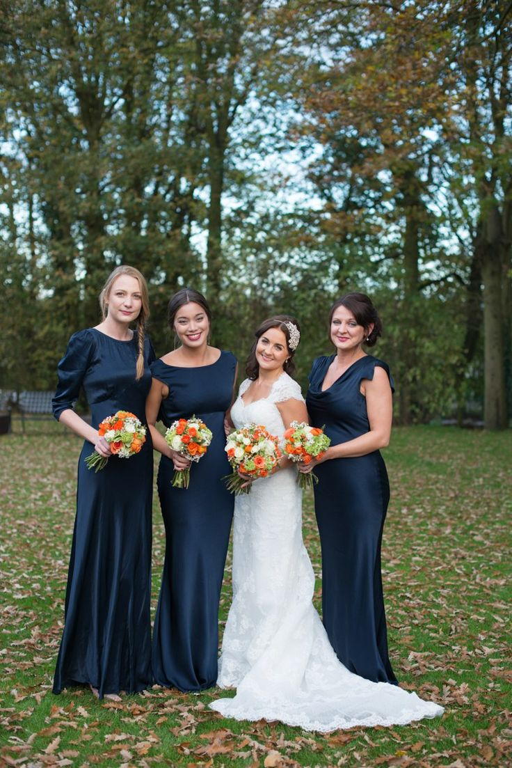 680 best must have gowns images on pinterest satin dresses ghost bridesmaid dresses glam 1920s charming orange navy rustic wedding http ombrellifo Image collections