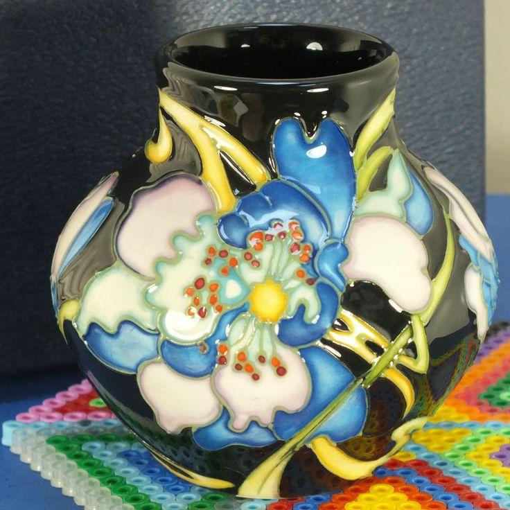 168 Best Moorcroft Pottery Images On Pinterest Porcelain Vases And Jars