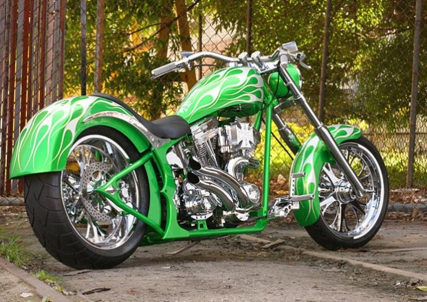 Jesse James Choppers Pictures : Discovery Channel