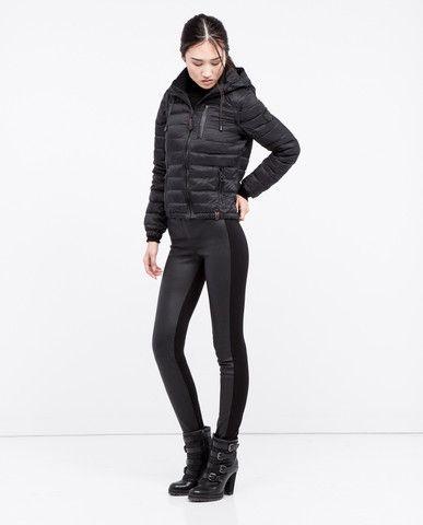 Rudsak Madine Lightweight Jacket  in Black