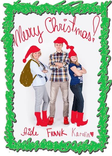MERRY CHRISTMAS TO ALL OF YOU AND YOUR LOVED ONES from T`Aide Living founders family!