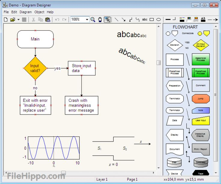Diagram Designer 2018 Full Free Download Software For