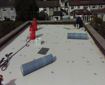 Flat Roof Insulation Galway