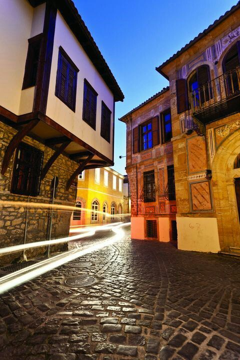 The old town of Xanthi town of Hellas