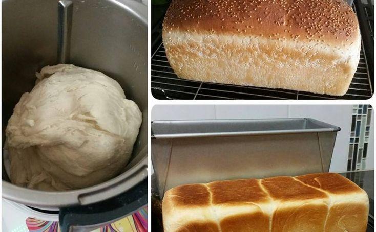 Layla's 900g jumbo bread loaf