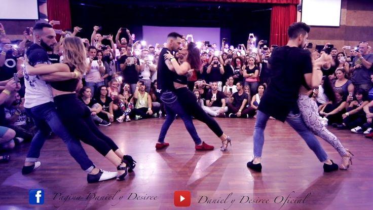 DANIEL Y DESIREE - Sergio y Marichu - Antonio y Estefania - Taylor Swift ( dj khalid remix bachata
