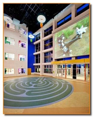 Children's Hospital of Pittsburgh - Atrium