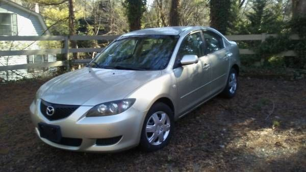 2006 Mazada 3 ONLY 48,000 MILES