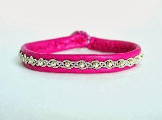 Rosa Bandet Armband - Bröstcancer Armband - Cancer Armband