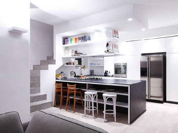 Private House / Project Bovisio Masciago / Milano #interior #design #modern #kitchen #sgsassociati