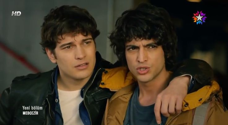Mert and Yaman