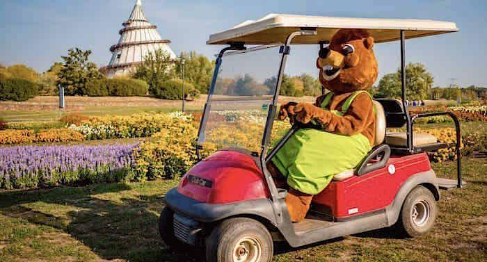 Rabatt Gutschein Adac Elbauenpark Magdeburg Gutschein Rabatt Fr Mitglieder Golf Carts