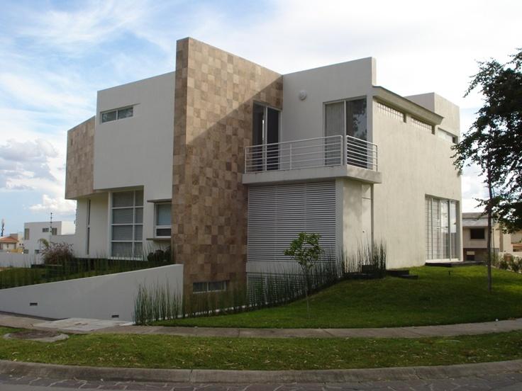 fachadas de casas que hemos construido en guadalajara www