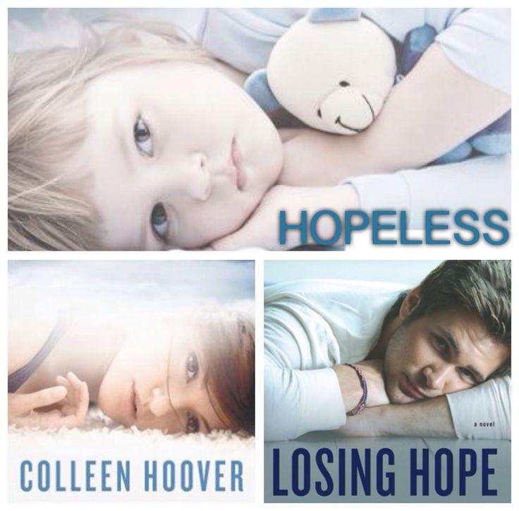 colleen hoover losing hope pdf