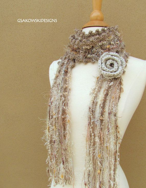 Love these scarfs!