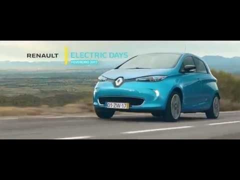 Renault Zoe Price Slashed In Portugal — ZE 40 Intens Flex Down To €17,560 | CleanTechnica