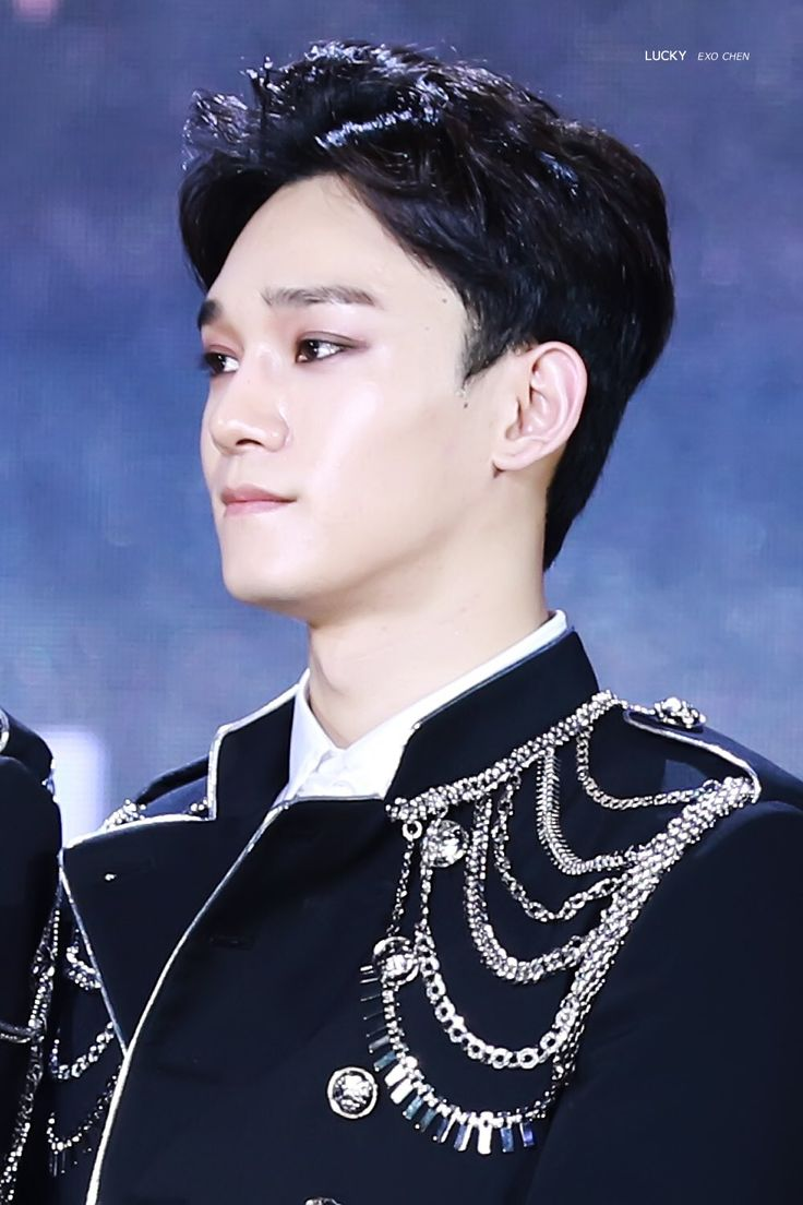 Chen - 170114 31st Golden Disk Awards Credit: Lucky_921. (제31회 골든디스크 어워즈)