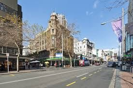 Travel With MWT The Wolf: World Famous Streets Queen Street Auckland New Zel...