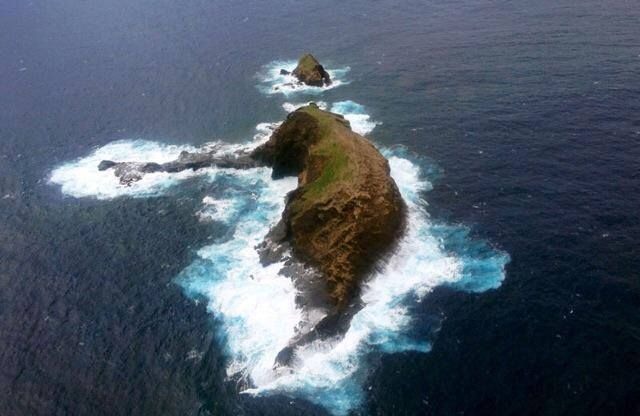 Naturally Erupted Elephant Rock In Heimaey In Iceland