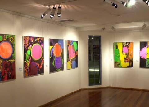أضخم سوق فني عراقي لبيع لوحات الفن التشكيلي / عباس سليم الخفاجي