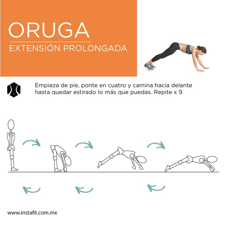 Con este ejercicio trabajarás hombros, brazos y abdomen, ademas de aumentar tu resistencia. Checa la rutina completa en el blog de InstaFit.